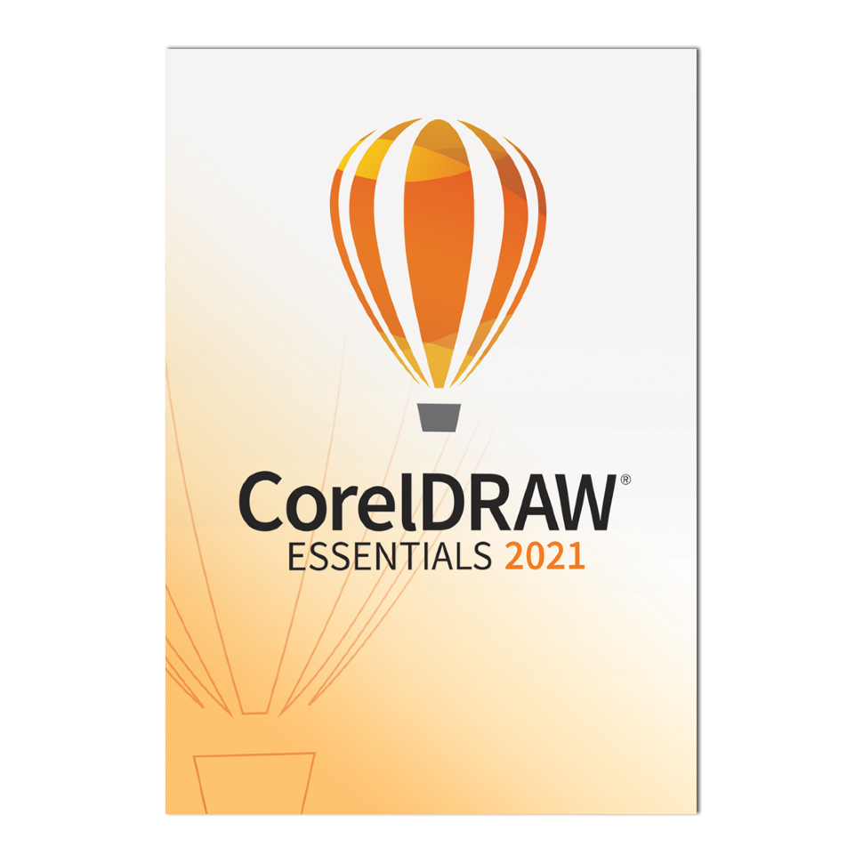 CorelDraw Essentials 2021 (ESD) фото 1 — ResSoft